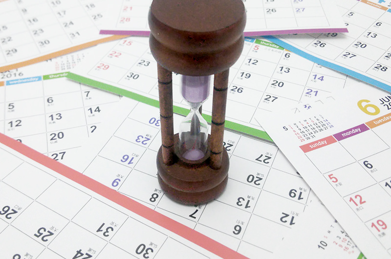 損害賠償と返還請求で時効期間が異なります